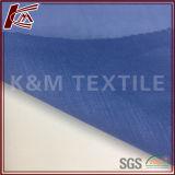 Tissu de Shirting teint par plaine de tissu de coton de polyester de Waven