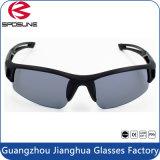 Mais novo Design Anti Glare Glasses Custom Brand UV400 Sports Sunglasses