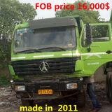 중국은 트럭 남아프리카를 사용했다