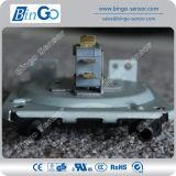 Controlador máximo da pressão 10mbar diferencial, interruptor de pressão com interruptor do micro do tipo de Honeywell