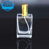 Frasco de vidro 100ml todo do pulverizador por atacado do frasco de perfume frasco de vidro transparente do pulverizador