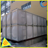 GRP FRP SMC Water Storage Tank Container Made in China