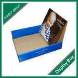 Personalizado caja de presentación de papel corrugado