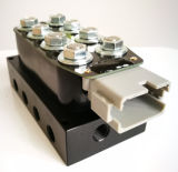 El tanque Switchspeed del compresor de la suspensión del bolso de aire del funcionamiento del puente aéreo para la válvula del bloque de BMW 3xx