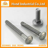 Beste Voorraad 316 van de Prijs DIN603 de Bout van het Vervoer van het Roestvrij staal