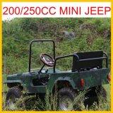 mini faro di pollice LED della jeep 7 del motore adulto 200cc