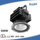 Luz de inundación del vatio LED del poder más elevado 400 garantía de 5 años