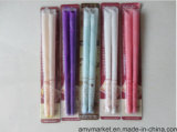 Trompete-Art-Ohr leuchtet 8 durch, die Farbe Aromatherapy verschönern Ohr-Kerze mit Karten-Papier entgiften
