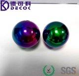 cor inoxidável da esfera 304 316 de aço chapeada para decorativo