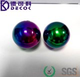 Kugel-Farbe des Edelstahl-304 316 überzogen für dekoratives
