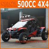 2 Seater 500cc 4X4 fuori dal pedale della strada vanno Kart