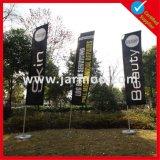 印刷の涙の羽の飛行の上陸海岸表示旗を広告するカスタム昇進