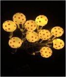 Bolas del encadenamiento ligero del LED