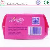 乾燥した表面の良質の女性生理用ナプキン