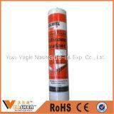 Sellante líquido del silicón de la construcción para el sellante satinado 1200 del silicón del lacre