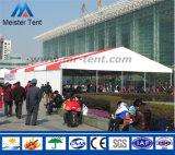 Rot-und Weiß-Streifen-im Freien festes Rahmen-Partei-Zelt