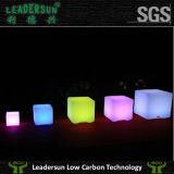 Cubo da mobília da lâmpada da decoração da luz da tabela do diodo emissor de luz (Ldx-C06)