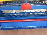 Rolo popular da folha da telhadura do metal de Kxd C18 Rússia que dá forma à máquina
