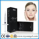 노화 방지 Hyaluronic 산 피부 충전물, 주사 가능한 얼굴 충전물, Derm 2.0ml