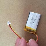 휴대용 놓 상단 상자를 위한 Ntc 600mAh Li 중합체 건전지 622540 3.7V로 만드는