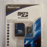 容量マイクロSDのカードのUniveralのメモリ・カードTFのカードのカスタマイズ
