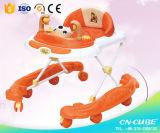 China-Fabrik-Großverkauf-preiswertes Walzen-aufblasbarer Baby-Wanderer