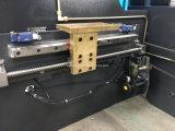 machine à cintrer hydraulique de 125t 2500mm avec le contrôleur de commande numérique par ordinateur