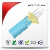 Câble optique d'intérieur de fibre de paquet de 96 millimètres de faisceau