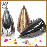 Wasser-Rohr-gesetzte Zubehör Shisha Rohr-Wind-Schutzkappen-Deckel-Huka Nargile Wasserpfeife