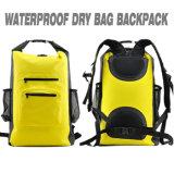 Подгонянный Backpack сухого мешка PVC большой емкости логоса водоустойчивый