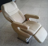 贅沢で柔らかいビジネスコーチのシートF22-3