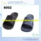 One Injection EVA Man Slippers, Durable and Comfortable Slippers Support Customized Logo