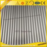 Tubo de aluminio anodizado al por mayor del aluminio del perfil de China