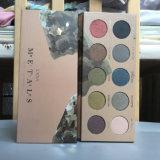 Модные 10 цветов упаковали палитру Eyeshadow состава