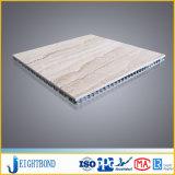 Dünnes Marmoraluminiumbienenwabe-Papierpanel für Baumaterialien