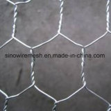 Гальванизированные шестиугольные ячеистая сеть/плетение цыплятины с низкоуглеродистой сталью