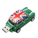 Mini Cooper Car USB Memory Stick Plastic USB Disk