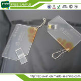 Palillo de la tarjeta de crédito del USB del USB/con la impresión de la foto del cliente