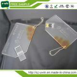 Kreditkarte USB/usb-Stock mit Abnehmer-Foto-Drucken