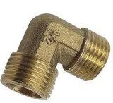 Gli accessori per tubi del gomito del rame di alta qualità (EM-F-207)