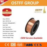 Durchmesser 0, 9mm 15 des Satz-D270 des schwarzen Plastikspule CO2mig-Schweißens-Kilogramm Draht-Er70s-6