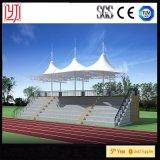 Tente imperméable à l'eau blanche de toit de tente de résistance de stade de membrane de PTFE