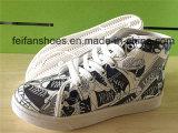 Schoenen van de Sport van de Schoenen van de Injectie van de Student van de medio-besnoeiing de Toevallige (FFYJ1223-04)