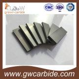 Uso da placa do carboneto de tungstênio para o molde e a estaca