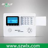 Alarme Inteligente do Sistema Doméstico de Rede dupla e PSTN com GSM