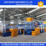 Bloc manuel de Wante Qt4-24 faisant la machine au Kenya avec le prix de fabrication