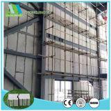 painel de parede Moistureproof do sanduíche do cimento de 100mm EPS para a parede interior e exterior