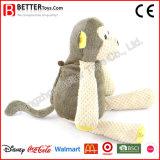 En71 Stuffed Animal Plush Monkey Toy para crianças