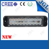 Luz reversa do diodo emissor de luz da barra clara de sinal do diodo emissor de luz de Retangular mini para o caminhão