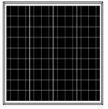 poli comitato solare di 18V 65W (2017)